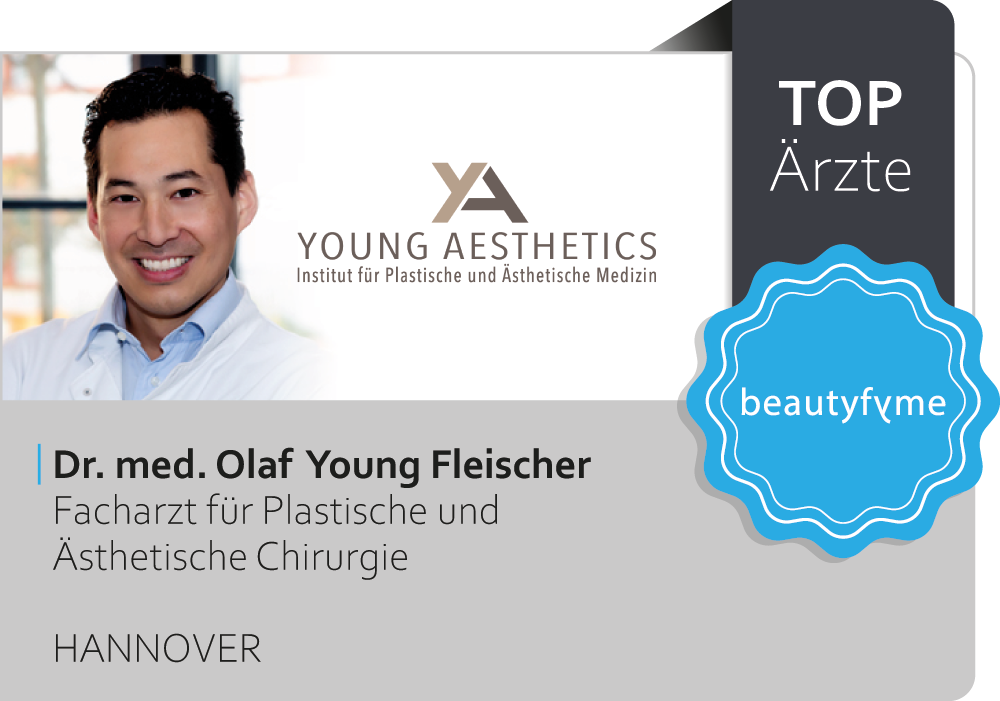BeautifyMe Siegel Dr Olaf Fleischer Young Aesthetics